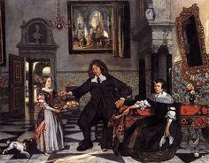 Emanuel de Witte 1678 (via Atelier Nostalgia)