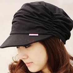 AdoreWe  TideBuy TideBuy Charming Pleated Cotton Women Hat - AdoreWe.com 5d72d55e90a1
