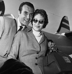 Ricardo Montalban and Georgiana Young (64 years) married October 26, 1944 to November 13, 2007. (her death)