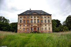 Schloss Rossewitz in Mecklenburg-Vorpommern (Familie von Vieregge)