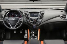 New Review Hyundai Veloster 2016 Release Interior View Model