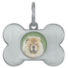 #Chow Chow Pet Tag - #pettag #pettags #dogtag #dogtags #puppy #dog #dogs #pet #pets #cute #doggie