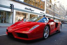 Cars ~ Supercars & Sportscars