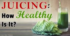 Discover the health benefits of juicing and why you should incorporate it into your diet. http://articles.mercola.com/sites/articles/archive/2011/11/13/benefits-of-juicing.aspx