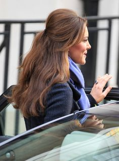 kate middleton hair extensions - Bing Images