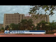 Countdown is on for Gates Circle Hospital implosion - YouTube