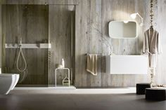 revestimiento paredes baño - Buscar con Google