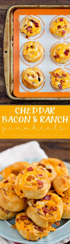Cheddar Bacon & Ranc