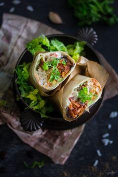 Meksykańskie burrito, uwielbiane w naszej kuchni