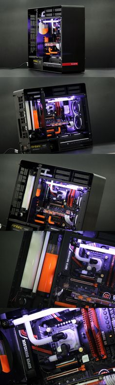 What a cool OC rig with Z170X-Soc Force motherboard by Duy Mạnh