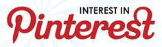 Interest in Pinterest