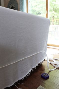 Simple and Creative Tricks: Custom Upholstery Couch upholstery step by step.