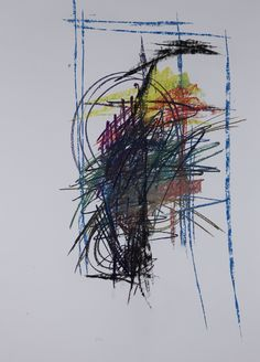 Michael Třeštík, Chaos, No. Pastels, Abstract