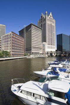 Downtown Milwaukee, #Wisconsin