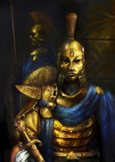 Morrowind: Ordinators by IgorLevchenko on DeviantArt