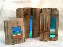 stained glass and driftwood - Yahoo Image Search results