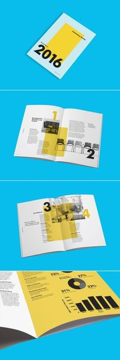 26 Ideas For Design Editorial Layout Brochures Annual Reports Layout Design, Print Layout, Chart Design, Design Editorial, Editorial Layout, Portfolio Design, Magazin Design, Buch Design, Brochure Layout