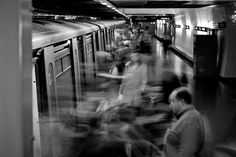 Photograph Subway In Lisboa by Damien Dohmen on 500px