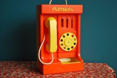Playskool Pay Phone