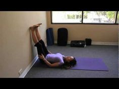 ▶ Yoga for Lupus and Chronic Pain - Part 1 - Legs up the wall - www.drswamy.com - YouTube