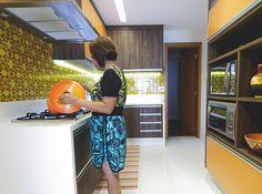 Open house | Irene Alves. Veja: http://www.casadevalentina.com.br/blog/detalhes/open-house--irene-alves-3168 #decor #decoracao #interior #design #casa #home #house #idea #ideia #detalhes #details #openhouse #style #estilo #casadevalentina #kitchen #cozinha
