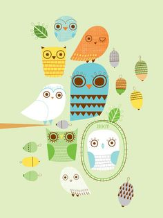 GIVE A HOOT is a limited edition, print of an original Suzy Ultman illustration. It is printed on archival quality, cotton rag, Organisation Journal, Owl Illustration, Cartoon Illustrations, Owl Always Love You, Owl Print, Cute Owl, Whimsical Art, Limited Edition Prints, Art Prints