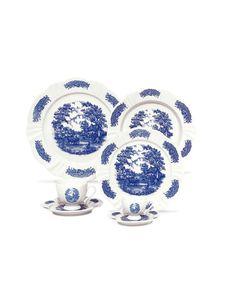 Oxford Porcelanas - Soleil Village 30 peças