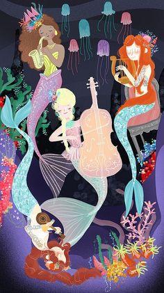 Fiesta de Sirenas