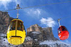 ortisei, val, gardena, dolomiti, superski, piste, impianti da sci, vacanze in montagna