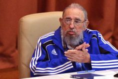 A frail Fidel Castro bids farewell in 'last speech' - AJE News Ex-Cuban leader speaks of death in farewell speech to Communist Party congress and calls for preserving party ideals.