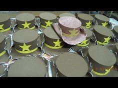Como hacer sombrero