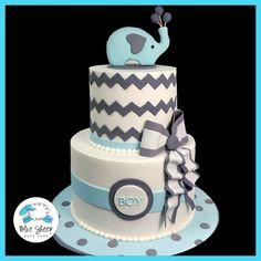elephant_baby_shower_cake_NJ.jpg 2,048×2,048 pixels