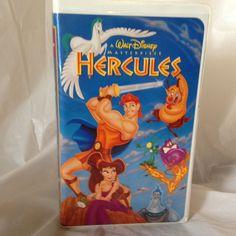 Hercules (VHS, 1998) Disney Masterpiece Collection