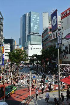 Dogenzaka, Shibuya, Tokyo Love Hotel Hill