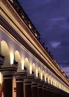 Arcade In The Main Square Of San Cristóbal De Las Casas In Southern Mexico   Photo By Armando Cuéllar