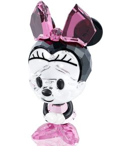 Swarovski Cutie Minnie Collectible Disney Figurine
