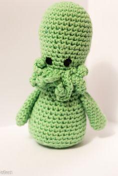 #crochet #ктулху #cthulhu
