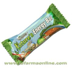 NATURE´S ENERGY BAR MANZANA 40 G. VICTORY ENDURANCE