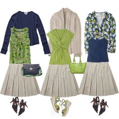The easiest and most economical way to build a wardrobe that works for you is by creating multiple capsule wardrobes; work, casual, winter, summer etc. Pieces can work within more than one capsule ...