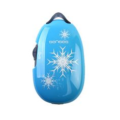 678033cb6c6924 Rechargeable Hand Warmer Blu Wht