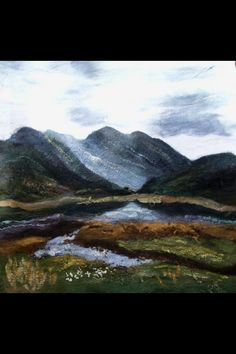 Susan mulcock felt painting truly amazing