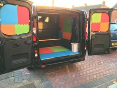 Vauxhall Vivaro 2017 My mobile beach hut