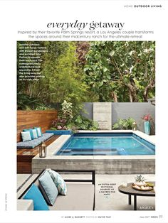 Proving Ground from Better Homes and Gardens June 2017 Read it
