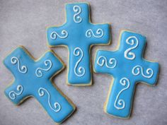 first communion cookies?