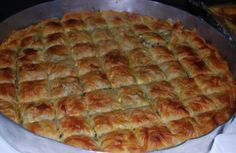 Screen Shot at Fun Baking Recipes, Dessert Recipes, Cooking Recipes, Food Network Recipes, Food Processor Recipes, Greek Pastries, Pastry Cook, Pastry Art, Greek Cooking