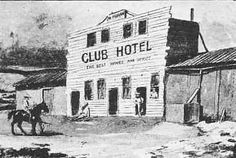 Ist hotel in Coolgardie, Western Australia.Built from Hessian and corrugated iron. Lost Hotel, Hessian, Western Australia, Westerns, Past, Places To Visit, Iron, Black And White, History