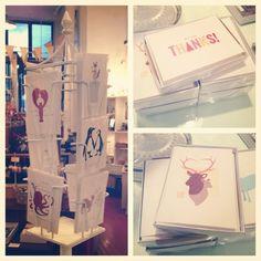 Local Designer #MelanieKimmett at #brickandmortarliving  / #greeting #cards #stationary