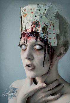 Fx card makeup