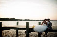Jen + Jason | Herrington on the Bay in Chesapeake Beach, MD