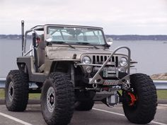I'm not big into Rock Crawlers but this one is well done...